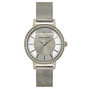 Kenneth Cole New York women's wrist watch analog quartz stainless steel KC15172001