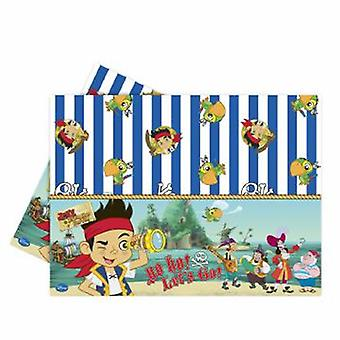 Captain Jake never land pirates party tablecloth 120 x 180 cm 1piece children birthday theme party