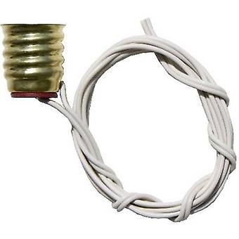 Bulb holder Socket (mini bulbs): E10 Connection: Leads BELI-BECO 1 pc(s)