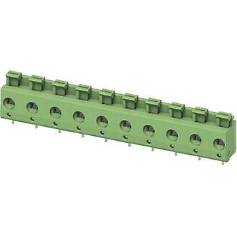 Phoenix Contact PTS 1,5/ 4-7,5-H Spring-loaded terminal 2.50 mm² Number of pins 4 Green 1 pc(s)