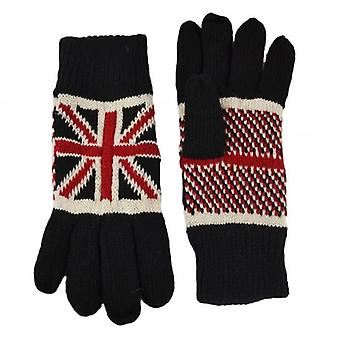 Union Jack Wear Union Jack Knitted Gloves