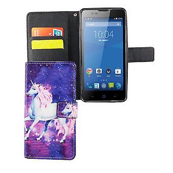 Mobile phone case pouch for mobile ZTE blade L3 Unicorn magic