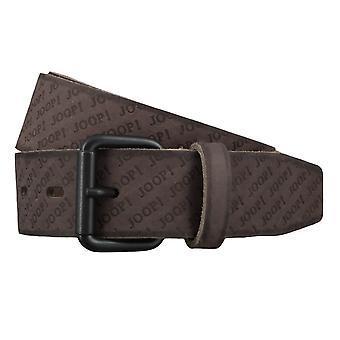 JOOP! Bälten mäns bälten läder jeans bälte Brown 4389