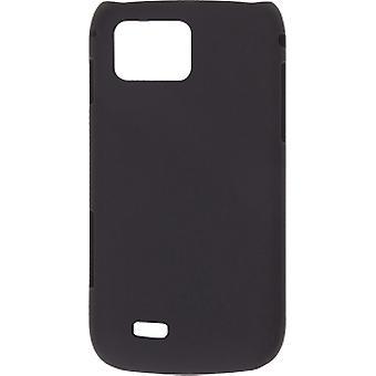 Wireless Solutions Color Click Case for Samsung I920 Omnia II - Black