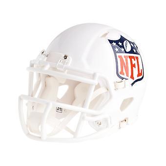Ридделл мини-футбольный шлем - НФЛ скорость щит логотипа