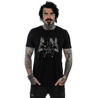 Star Wars mænds Darth Vader hjelm T-Shirt