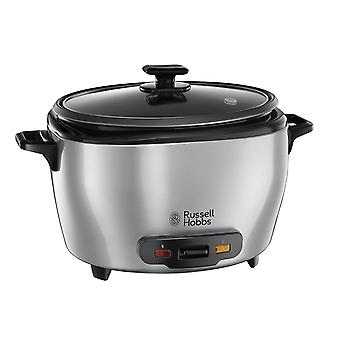 Russell Hobbs 23570 Stainless Steel 2.5L Maxi 14 Cup 1000W Rice Cooker