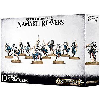 Jeux atelier Warhammer Age de Sigmar - Idoneth Deepkin: Namarti Reavers