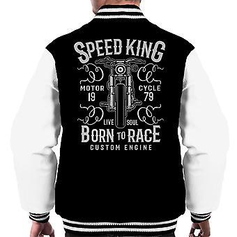 Varsity Jacket re di velocità maschile