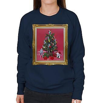 Original Stormtrooper Christmas Tree Women's Sweatshirt
