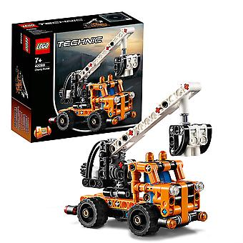 Lego Technic 42088 Cherry Picker brinquedo caminhão 2 em 1 modelo definido