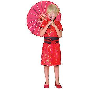 Chinesisches Mädchen Medium.