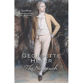 Nonesuch przez Georgette Heyer - 9780099474388 książki