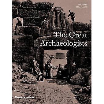 Die großen Archäologen von Brian Fagan - 9780500051818 Buch