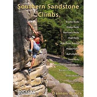 Southern Sandstone Climbs by Daimon Beail - 9781873341339 Book