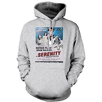 Mens-Hoodie - Serenity-Space-Western - B-Movie