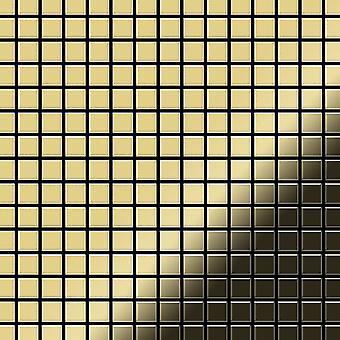 Metal mosaic Brass ALLOY Mosaic-BM