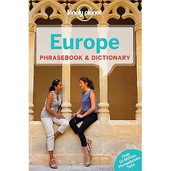Lonely Planet Europe Phrasebook & Dictionary (5th Revised edition) by