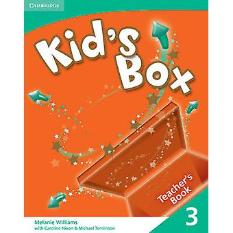 Kid's Box 3 Teacher's boek - niveau 3 door Melanie Williams - Caroline Ni