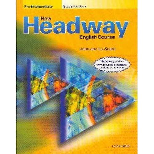nouveau Headway English Course  Student& 039;s Book Pre-intermediate lev (nouveau Headway)