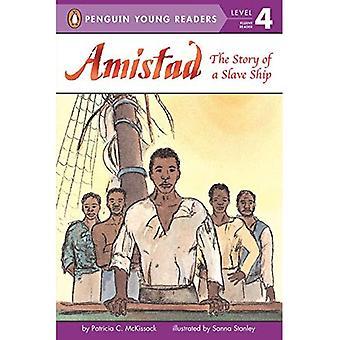 Amistad: Historien om ett slavskepp (alla ombord läsning)