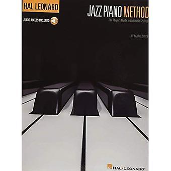 Méthode de Piano Jazz Hal Leonard