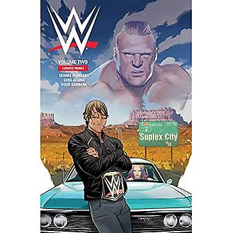 Wwe Vol. 2: Lunatic Fringe� (Wwe)