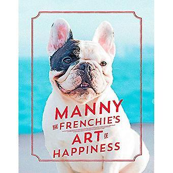 Manny de Frenchie de kunst van het geluk
