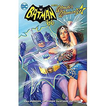 Batman 66 encontra mulher maravilha 77