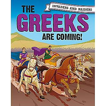 Invaders and Raiders: The Greeks are coming! (Invaders and Raiders)