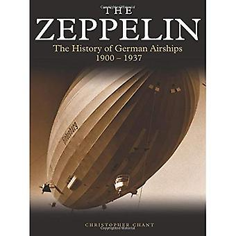 Zeppelin: The History of German Airships 1900-1937 (Golden Age of Travel)