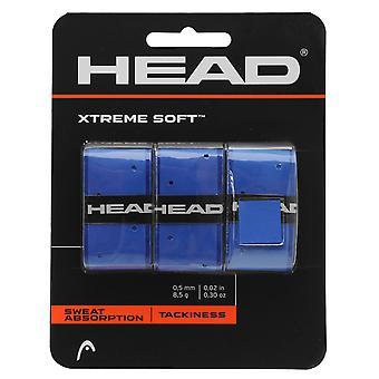 Unisex ekstremalne Overgrip miękkich głowy