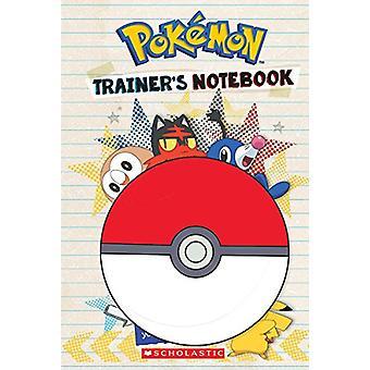 Trainer's Notebook (Pokemon) by Sonia Sander - 9781338193640 Book