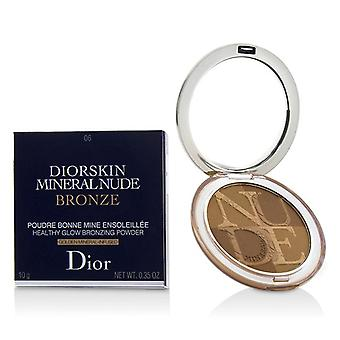 Christian Dior Diorskin Mineral Nude Bronze Healthy Glow Bronzing Powder - # 06 Warm Sundown - 10g/0.35oz