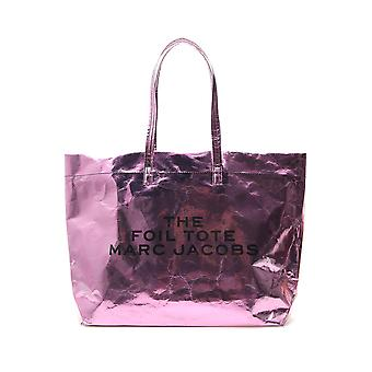 Marc Jacobs Pink Plastic Tote