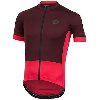 Pearl Izumi Port-Atomic Red Elite Escape Short Sleeved Cycling Jersey