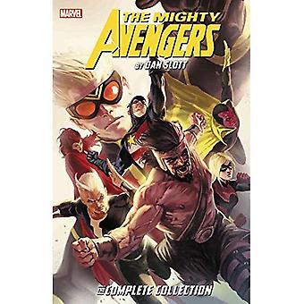 Mighty Avengers przez Dan Slott: Kompletna kolekcja