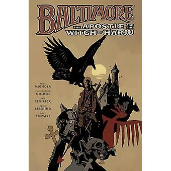 Baltimore - The Apostle and the Witch of Harju - Volume 5 by Mike Migno