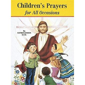 Children's Prayers for All Occasions by Winkler - Jude - 978089942493
