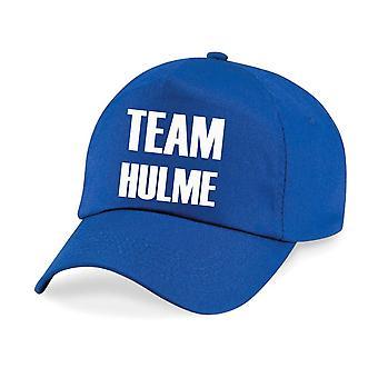 Adult Personalised Team Name Baseball Cap