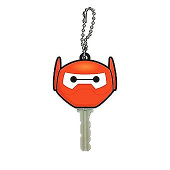 Capdeje de llaves - Disney - Big Hero 6 - Baymax - Head Holder Gifts Toys New 25703