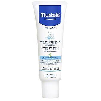 Mustela vugge Cap creme 40 ml