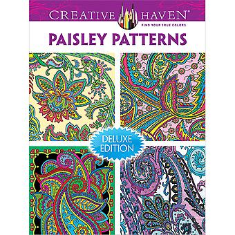 Dover Publications-Creative Havre Paisley Pattern DOV-77933