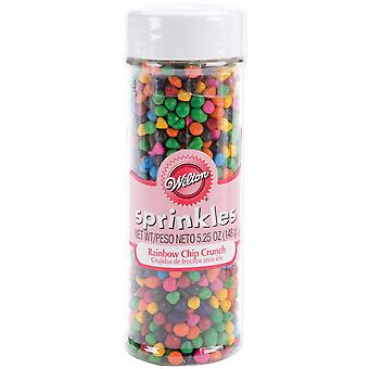 Rainbow Chip Crunch Sprinkles 5 Ounces Pkg 710 9704
