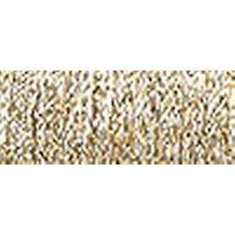 Kreinik Heavy Metallic Braid #32 5 Meters 5 1 2 Yards Gold H 002