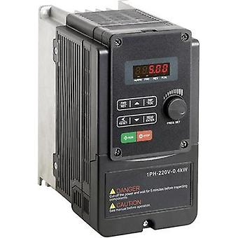Frequency inverter Peter Electronic PETER electronic 0.75 kW 1-phase 230 V