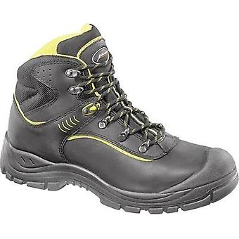 Safety work boots S3 Size: 44 Black, Yellow Albatros 631330 1 pair