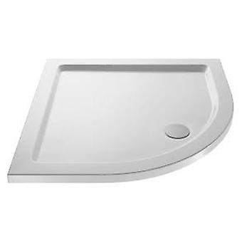 Premier Pearlstone 900mm x 900mm Quadrant Shower Tray