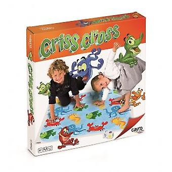 Cayro Crisscross Floor (Kids , Toys , Table Games , Memory Games)