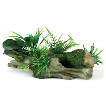 Classic For Pets Wood Garden 240mm (Fish , Decoration , Artificitial Plants)